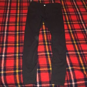 Lululemon yoga pants women's older style